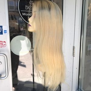 Accessories - Fulllace full-Lace Wig Human hair Remy 24 Inch Wig
